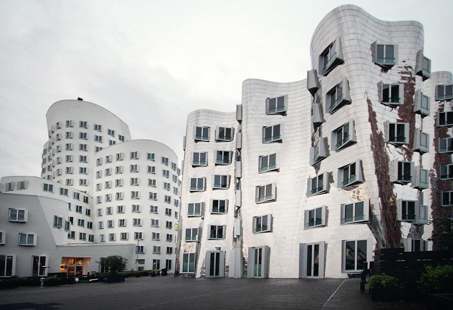 Вестфалия. Дюссельдорф, Аахен, Бонн.