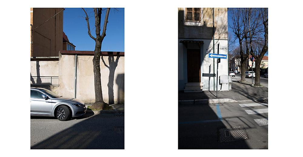 Весна в Италии.