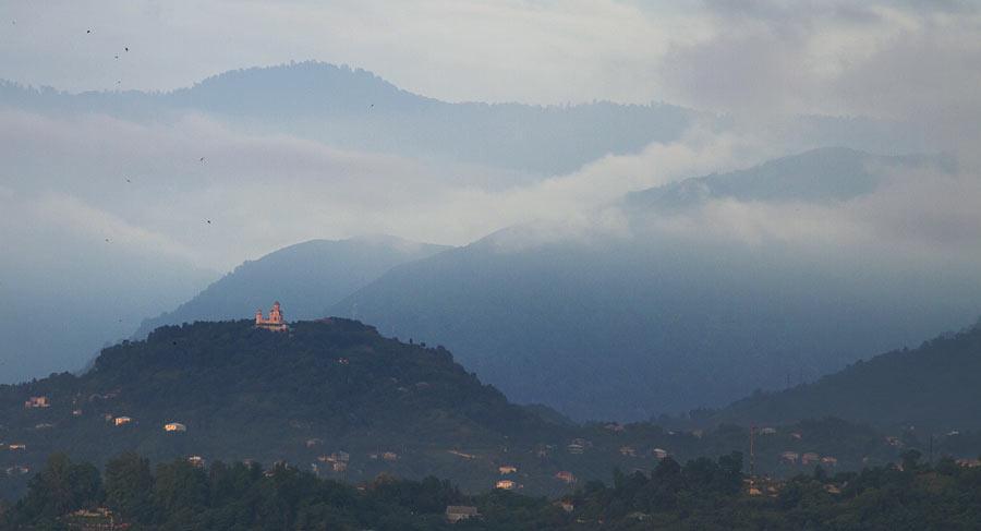 Грузия. Батуми, Сванетия.