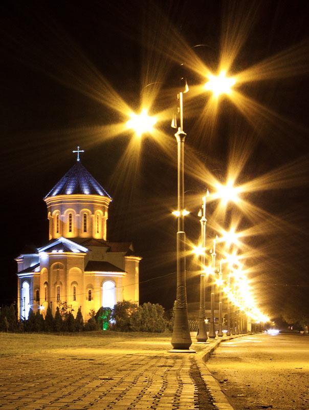 Грузия. Кутаиси, Кацхи, Тбилиси.