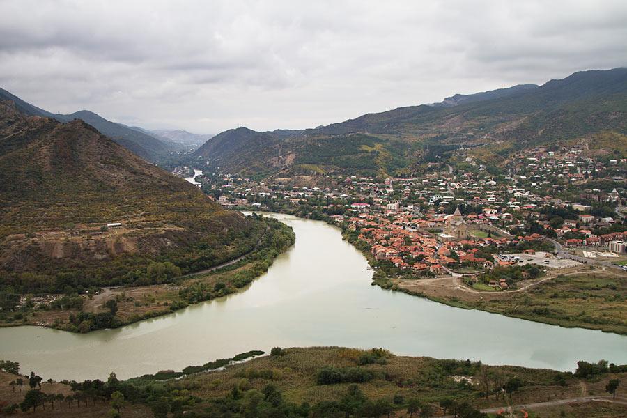 Грузия. Степанцминда, Гудаури, Мцхета.