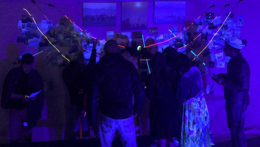 Burning Man Kiev Precompression
